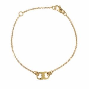 NWOT Tory Burch Gemini Link Thin Bracelet
